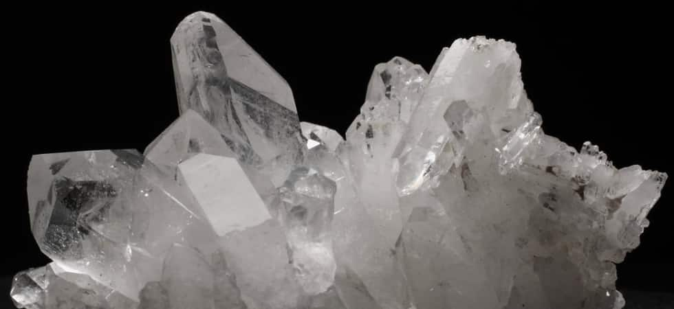 Clear Quartz Healing Stones The Crystal Of Ultimate Power