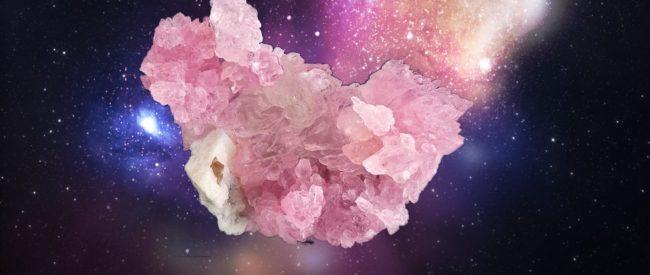 rose quartz healing stones
