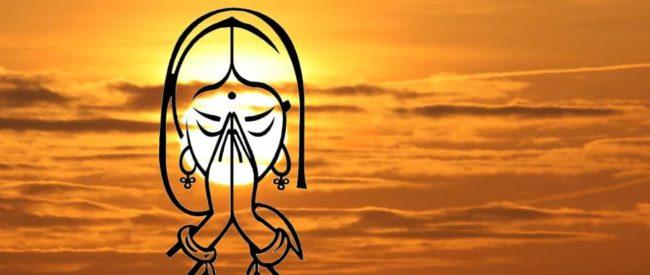 Meaning of Namaste