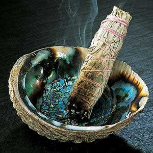 Burn Sage for purifying the energy in your home.