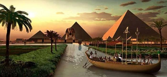 Egyptian Crystal Magic