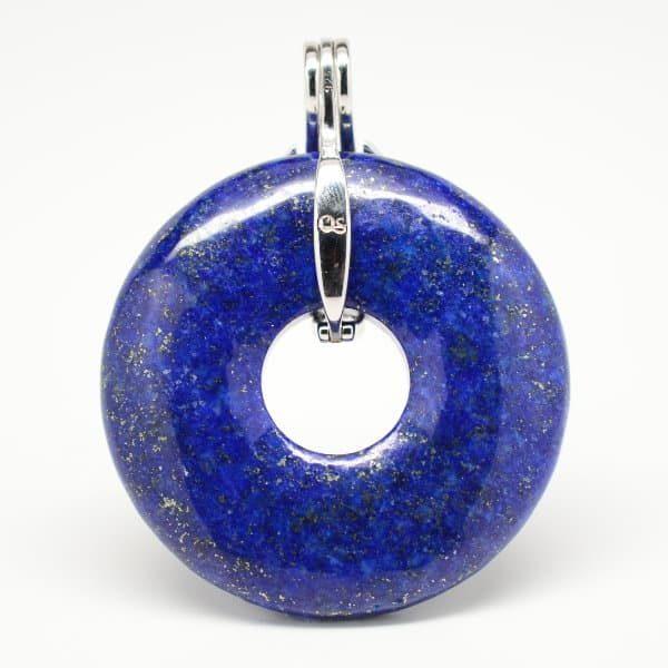 Lapis Lazuli with Silver Bail