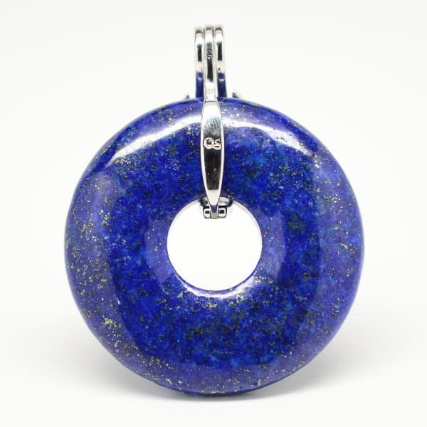 Lapis Lazuli with Silver Bail