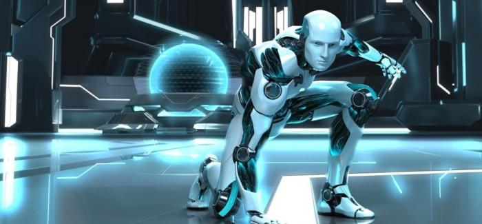The Robot-self