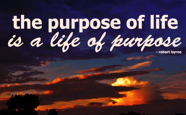 Affirming Your Life's Purpose