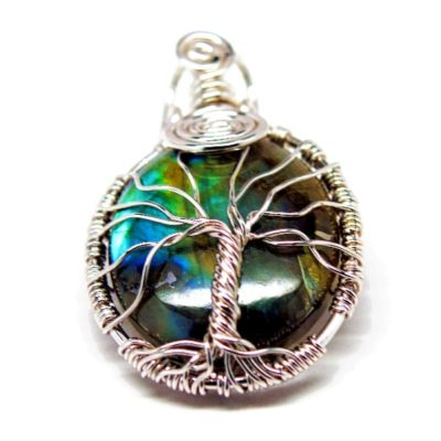 Tree of Prosperity Pendant