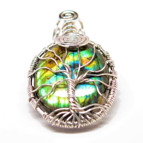 Tree of Prosperity Pendant