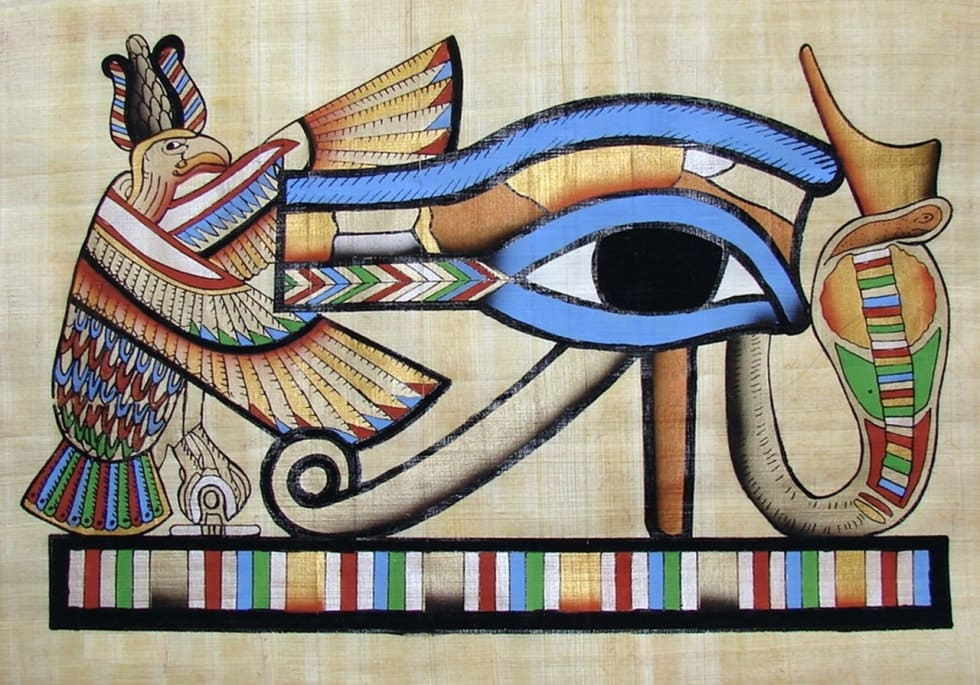 Using the Eye of Horus for Psychic Protection and Shadow Work -
