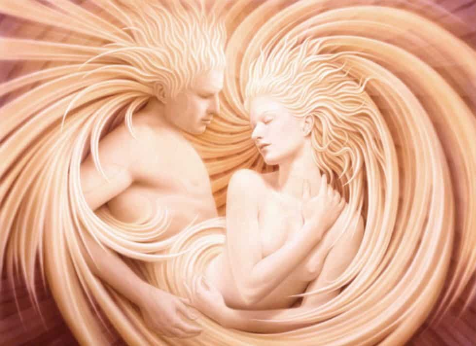 The Great Arcanum - Kundalini and Twin Flames -