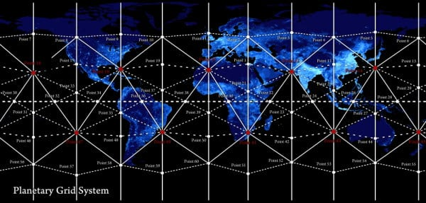 Ley Lines The Key To Unlocking The Matrix