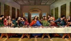 "Da Vinci's ""Last Supper"""