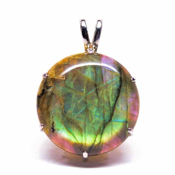 Rainbow Labradorite