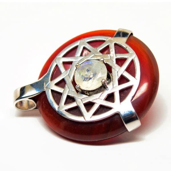 Trinity Star Amulet