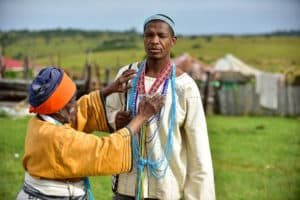 Xhosa People Of The Eastern Cape Of South Africa