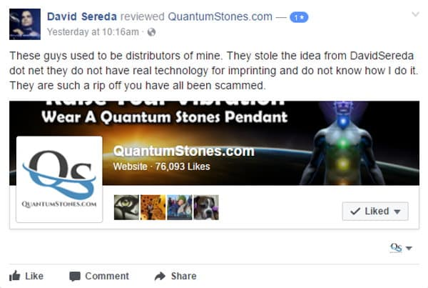 David Sereda Review