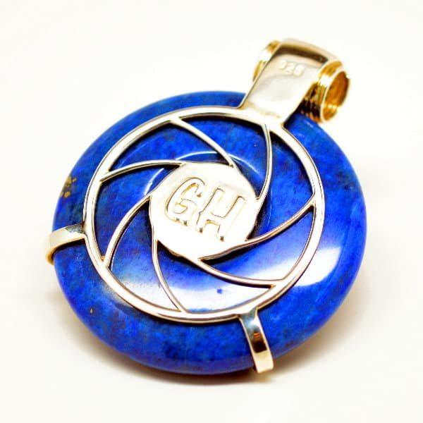 Lapis Lazuli - Galactic Compass Back View