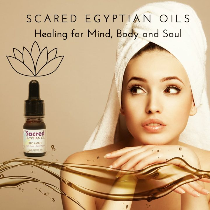 Egyptian Essential Oil