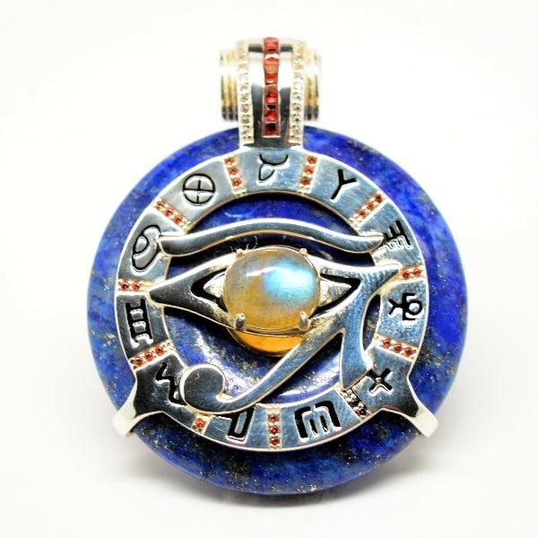 Lapis Lazuli Eye of Horus
