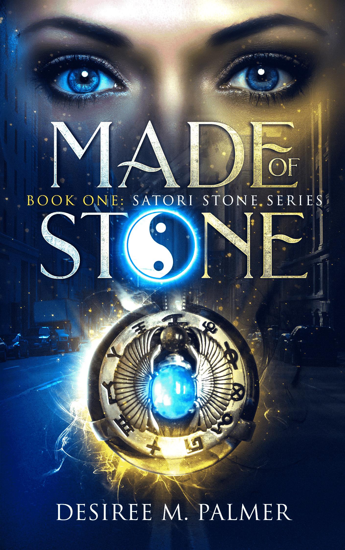MADE OF STONE E BOOK COVER