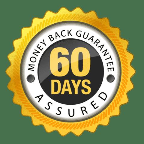 QuantumStones 60 Days Guarantee