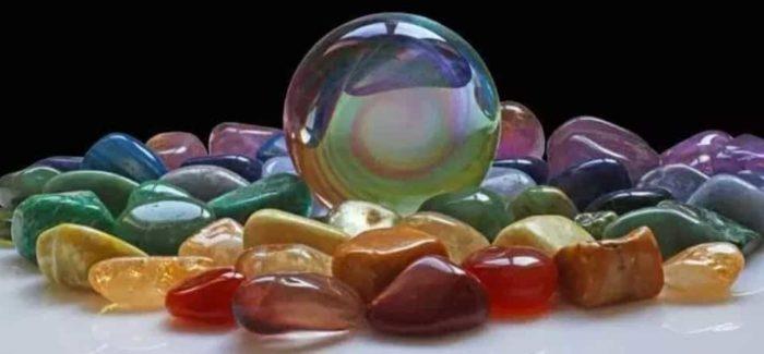 Symbols And Crystals