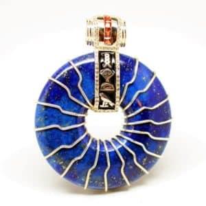 Solar Egyptian Amulet