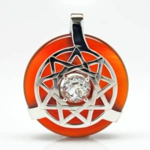 Trinity Star Pendant
