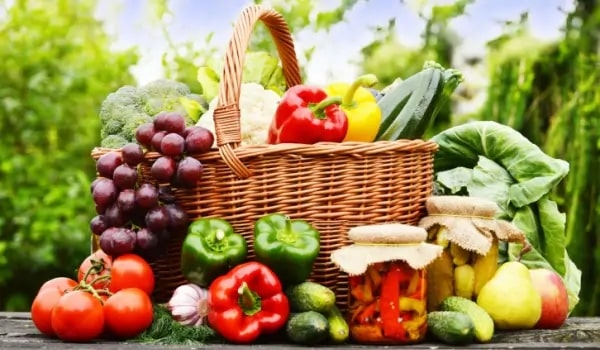 naturally reduce pesticide levels