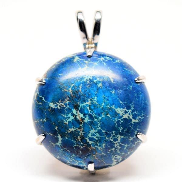 Imperial Blue Jasper