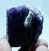 Blue Scapolite