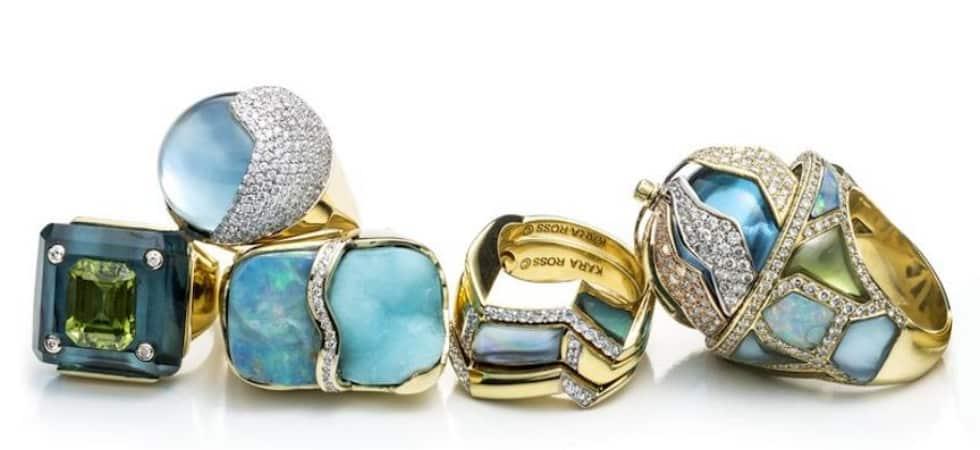 Natural Gemstone Jewelry