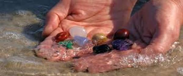 Cleanse Your Gemstones And Crystals