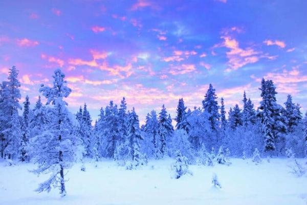 Etheric Winter